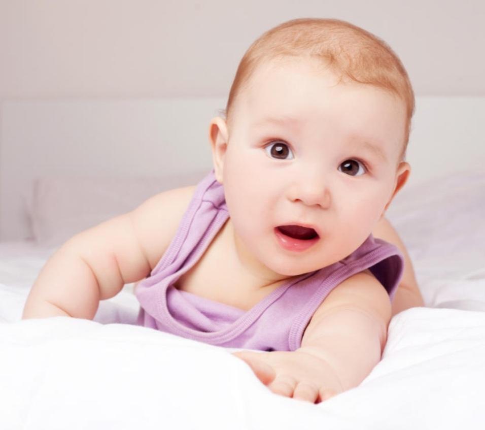 حركات الرضيع الغير طبيعية